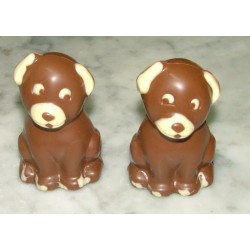 Cagnolini di cioccolato al latte