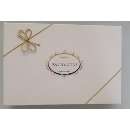 Cioccolatini artigianali assortiti scatola gr. 300